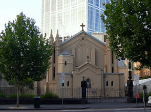 St Francis Church Melbourne
