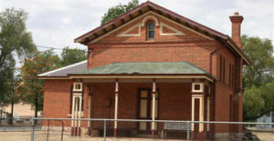 Avenel Courthouse